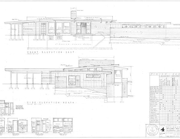 Cincinnatis Non Profit Modern Design Forum Cf3 Is Presenting The Exhibit Which Will Feature Representations Of Hand Drawn Blueprints Plans And Drawings